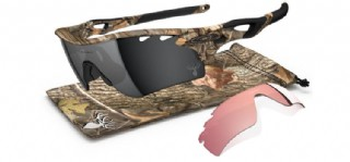 Oakley King's Camo Collection Woodland Camo/ Black Iridium Vented & G30 Iridium Vented