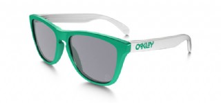 Oakley Frogskins Heritage Collection Seafoam/ Grey