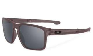 Oakley Sliver F Matte Grey Ink/ Black Iridium
