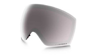 Oakley Flight Deck XL Snow Lens/ Prizm Black Iridium