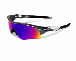 Oakley Tour de France Radarlock Path Vented Grey Smoke/ Prizm Road/ clear