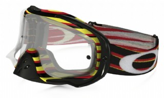 Oakley Crowbar MX Nemesis Red Yellow/ Clear