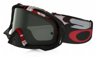 Oakley Crowbar MX Ryan Dungey Block Pass/ Dark Grey