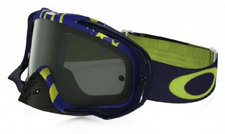 Oakley Crowbar MX FS Sunday Punchers/ Dark Grey