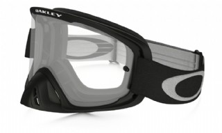 Oakley O2 MX Matte Black/ Clear