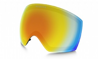 Oakley Flight Deck Snow Lens/ Fire Iridium