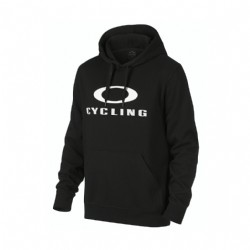 Oakley Cycling Pullover Fleece/ Jet Black