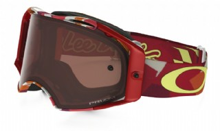 Oakley Airbrake MX Troy Lee Design Splinter Organic Red/ Prizm MX Bronze