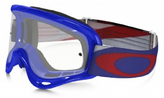Oakley XS O-Frame MX Heritage Racer/ Blue/ Clear