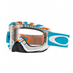 Oakley O2 MX RPM Orange/ Blue/ Clear