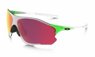 Oakley Evzero Path Green Fade/ Prizm Field/ Chrome Iridium