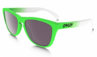 Oakley Frogskins Green Fade Collection/ Prizm Daily Polarized