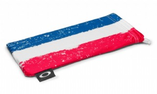 Oakley Microclear Storage/ Cleaning Bag/ Holland Flag