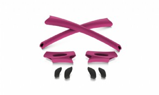 Oakley Flak Jacket Sockkit/ Hot Pink