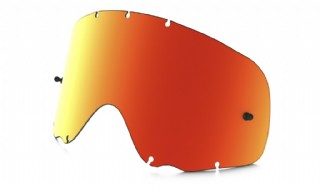 Oakley Crowbar MX lens Fire Iridium