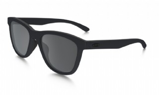 Oakley Moonlighter Steel/ Black Iridium Polarized