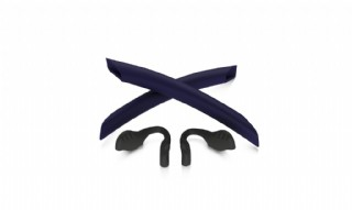 Oakley Radarlock Earsocks/ Nosepieces Navy Blue