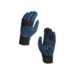 Oakley Factory Park Glove/ Blue Shade