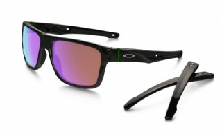 Oakley Crossrange Polished Black/ Prizm Golf