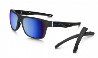 Oakley Crossrange Matte Dark Grey/ Prizm Deep H20 Polarized
