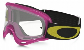 Oakley XS O-Frame High Voltage Pink/ Clear