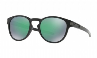 Oakley Latch Matte Black/ Prizm Jade Iridium