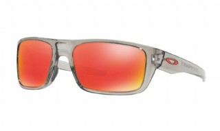 Oakley Drop Point Grey Ink/ Ruby Iridium