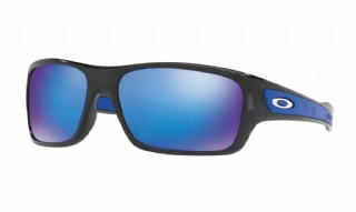 Oakley Turbine XS (extra small) Black Ink/ Sapphire Iridium