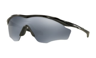 Oakley M2 Frame XL Polished Black/ Black Iridium Polarized