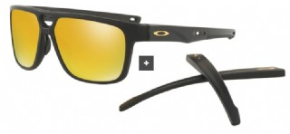Oakley Crossrange Patch Matte Black/ 24K Iridium