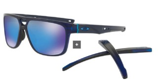 Oakley Crossrange Patch Matte Translucent Blue / Prizm Sapphire Iridium