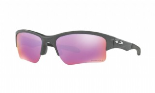Oakley Quarter Jacket Steel/ Prizm Golf