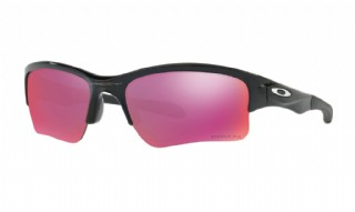 Oakley Quarter Jacket Polished Black/ Prizm Field