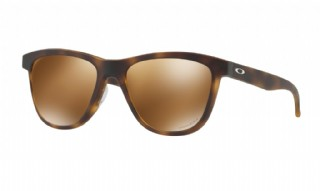 Oakley Moonlighter Matte Tortoise / Prizm Tungsten Polarized