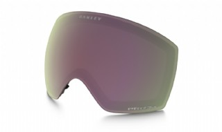 Oakley Flight Deck XM Snow Lens / Prizm HI Pink Iridium