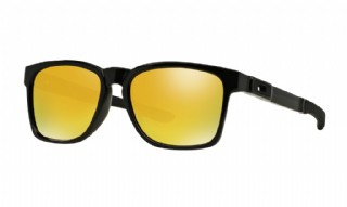 Oakley Catalyst Polished Black/ 24K Iridium