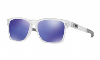 Oakley Catalyst Polished Clear/ Violet Iridium