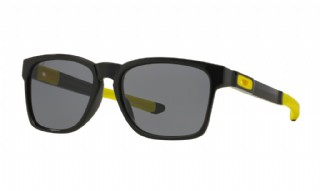 Oakley Catalyst Valentino Rossi Collection Polished Black/ Grey