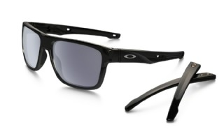 Oakley Crossrange Polished Black/ Grey
