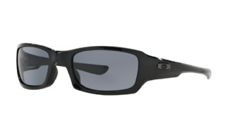 Oakley Fives Squared Polished Black/ Grey