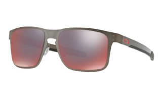Oakley Holbrook Metal Gunmetal/ Torch Iridium Polarized