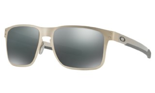 Oakley Holbrook Metal Satin Chrome/ Black Iridium