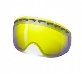 -Oakley Crowbar Lens H.I. yellow