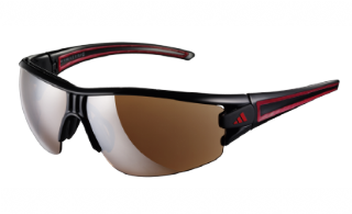Adidas a402 Evil Eye Halfrim L skiny black/ red