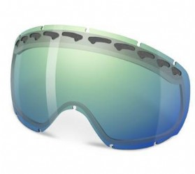 -Oakley Crowbar Lens Emerald Iridium