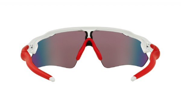 Oakley Radar EV Path Polished White/ Prizm Road