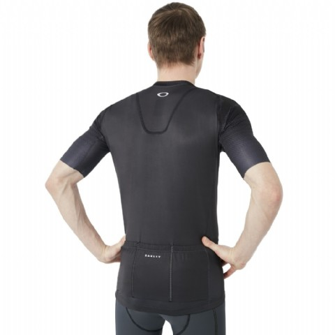 Oakley Jawbreaker Road Jersey/ Blackout