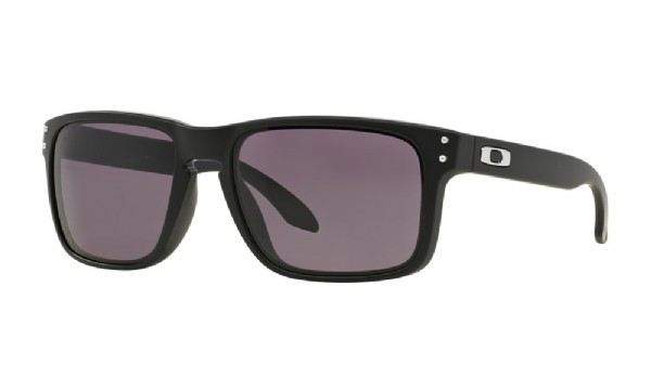 Oakley Holbrook Matte Black/ Warm Grey